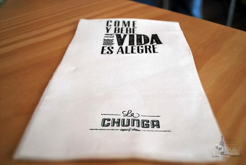 La Chunga Servilleta