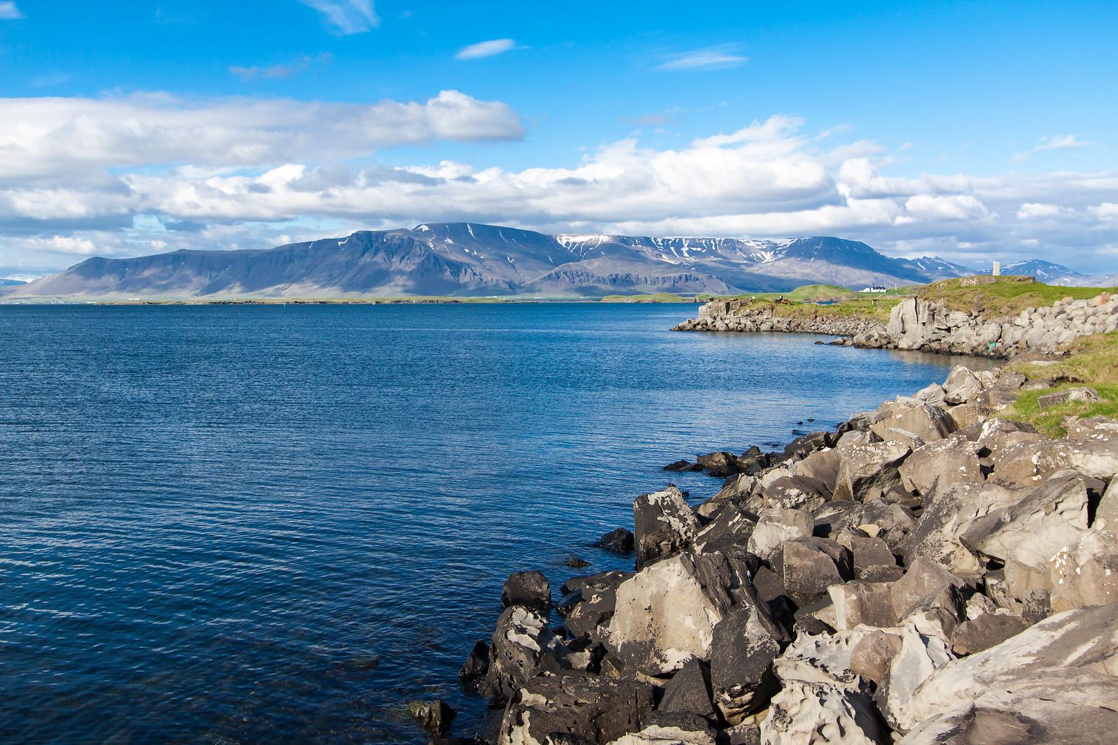Ісландські нотатки. Частина 1: Рейк'явік