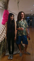 Expo I-Conos Göla y Mina Hamada