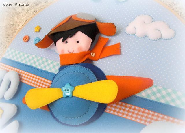 The aviator...