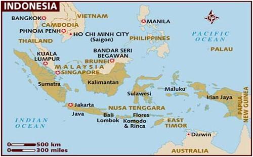 Indonesia - Bali: 2 weeks to go!