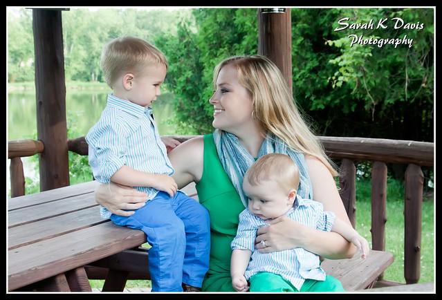 Mommy & Her Boys