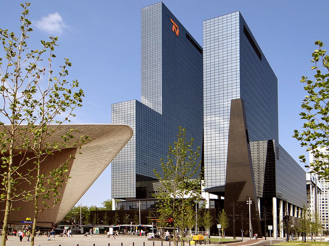 Delftse Poort - Nationale Nederlanden