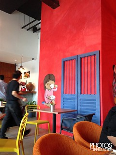 Lunch at Chili Espresso, Nexus