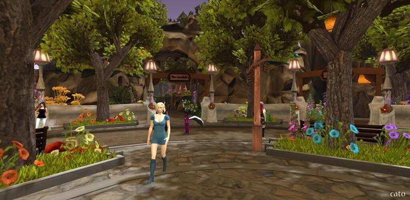 Portal Park to the Cornfield - I