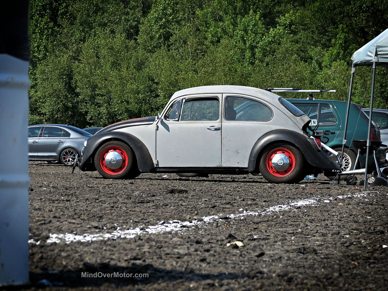 Waterfest 20 VW Beetle Air Cooled