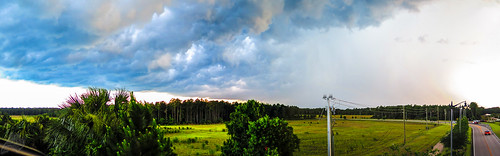 road trees sky panorama usa storm motion green rain clouds canon landscape highway energy unitedstates florida wave atmosphere panoramic rainy thunderstorm lightning electrical winds thunder i95 lightroom interstate95 disturbance oscillation thundershower beverlybeach lowpressure palmcoast centerboulevard sr9 flaglercounty flickrandroidapp:filter=none powershotg16 therearesomethingsyoulearnbestincalmandsomeinstorm