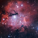 Small photo of The Gum 15 star formation region
