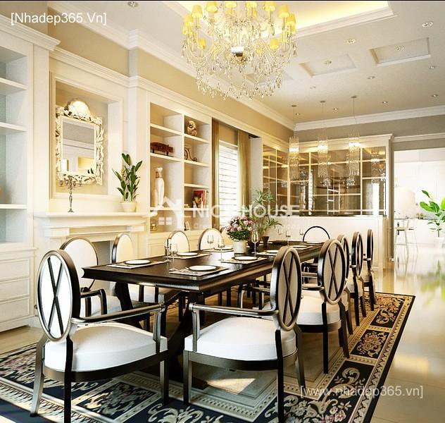Thiết kế nội thất tân cổ điển Quảng Ninh_1