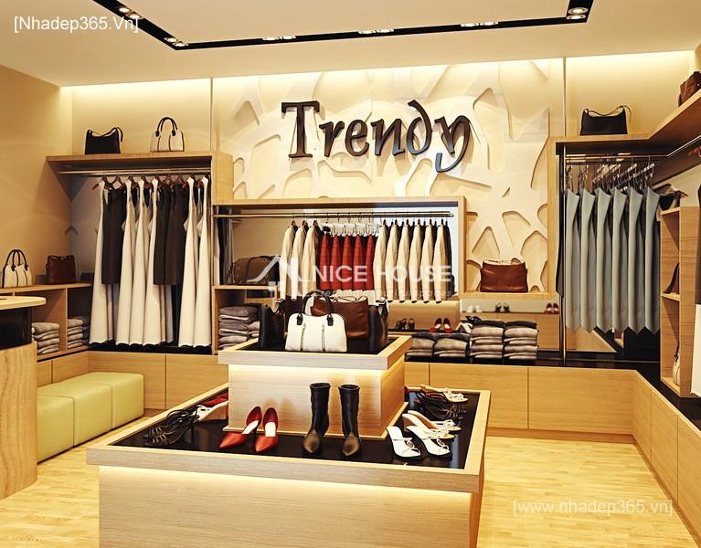 Nội thất cửa hàng trendy shop_5