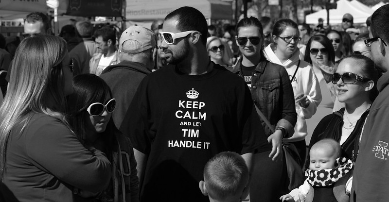 Let Tim Handle It