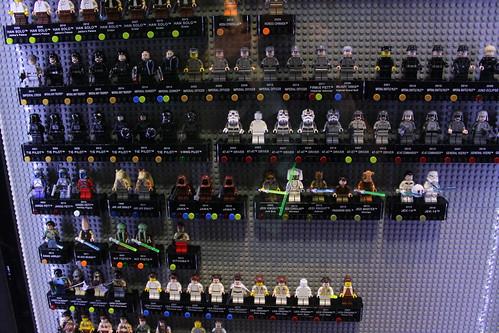 SDCC 2014 LEGO Star Wars Minifigures