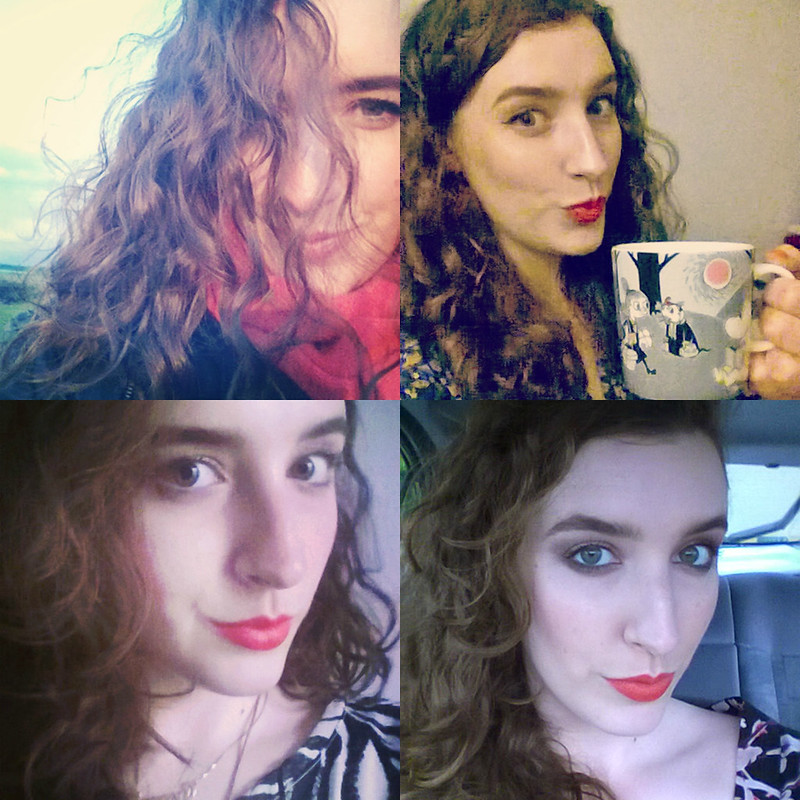 May Instaselfie Collage