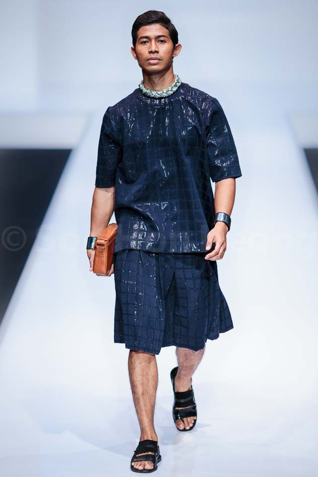 Quhji Collection - Kuala Lumpur Fashion Week 2014 (KLFW2014)