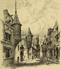"""Image from page 354 of """"Pictures of the old French court; Jeanne de Bourbon, Isabeau de Bavière, Anne de Bretagne"""" (1900)"""
