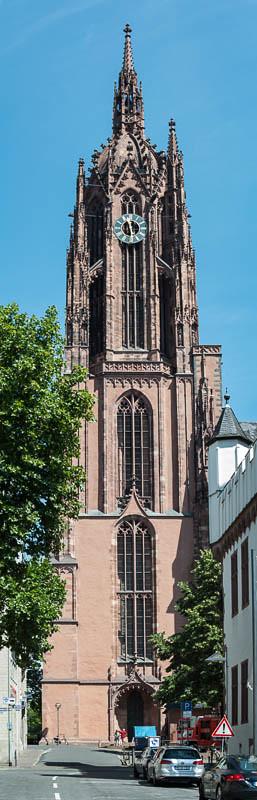 St Paul's In Frankfurt, Germany