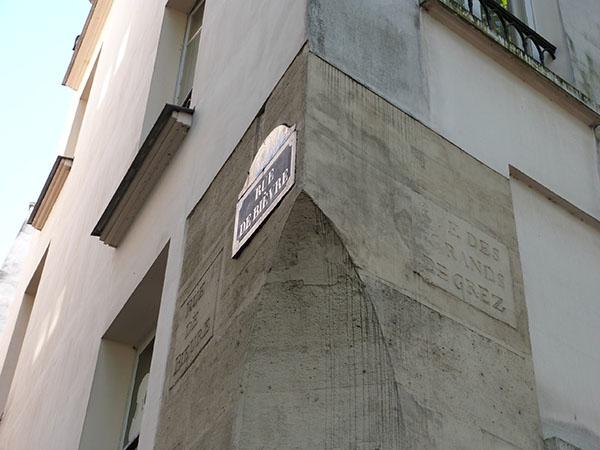 rue de Bièvres