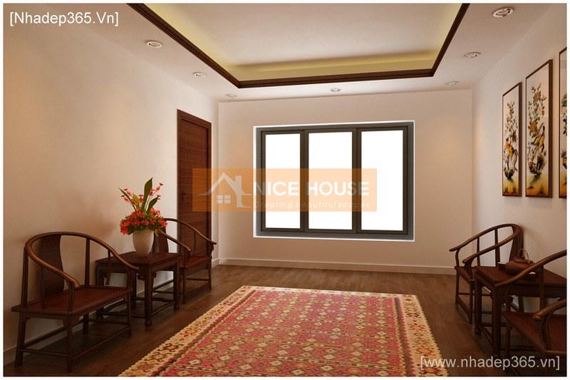 Thiết kế nội thất nhà phố Anh Đồng - HN_11