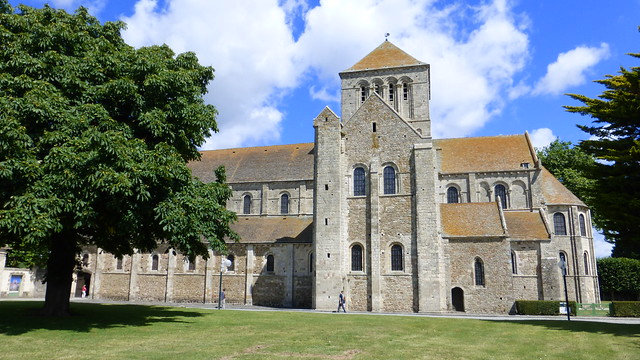 081 Abbaye de Lessay