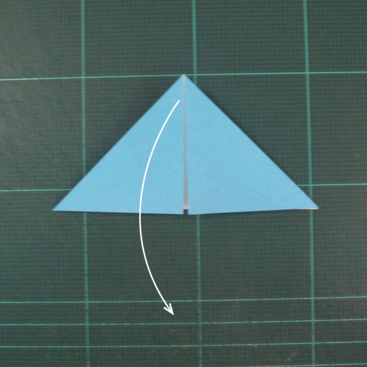 วิธีพับกระดาษเป็นถาดใส่ขนมรูปดาวแปดแฉก (Origami Eight Point Star Candy Tray) 005