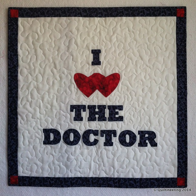 I Love the Doctor