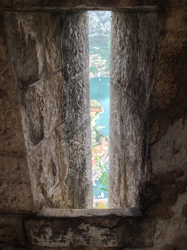 This is Kotor down below