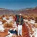 Grand Canyon hike, Dec 1987 by Marlis1