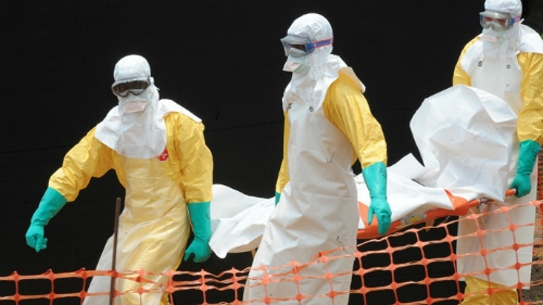 Dịch bệnh Ebola