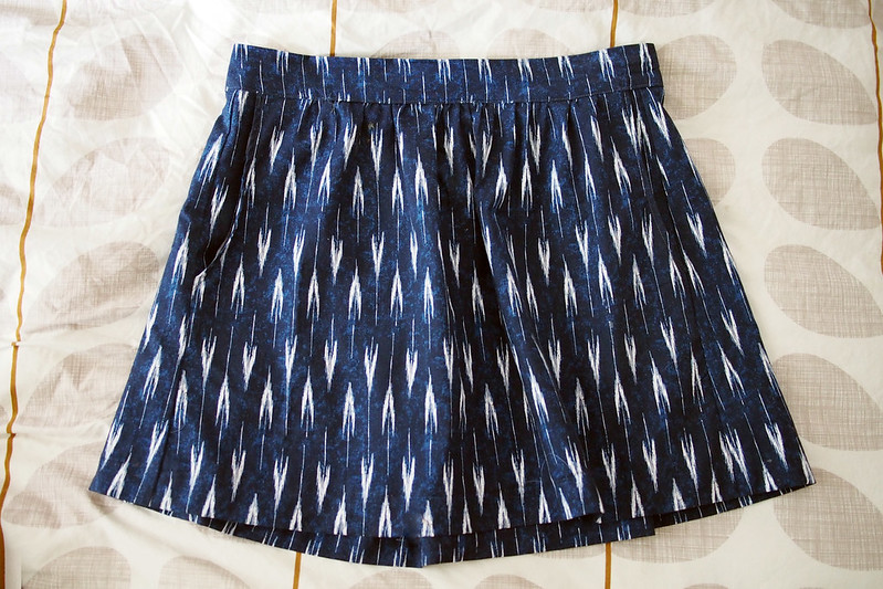 Ikat Everyday Skirt