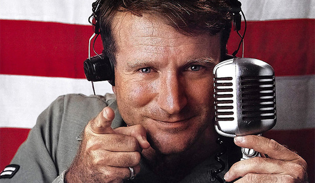 Robin Williams Dead at 63 from Flickr via Wylio