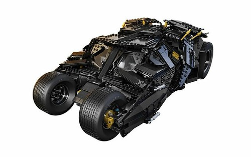 LEGO Ultimate Collector's Set The Tumbler 01