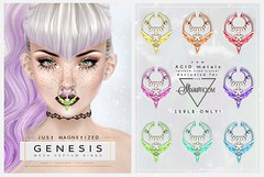 Just Magnetized - Genesis Septum - ACID exclusive for The Showroom