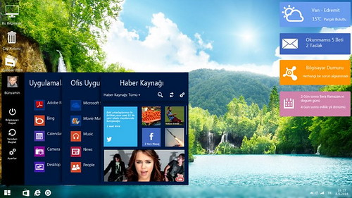 Windows 9 Design Concept