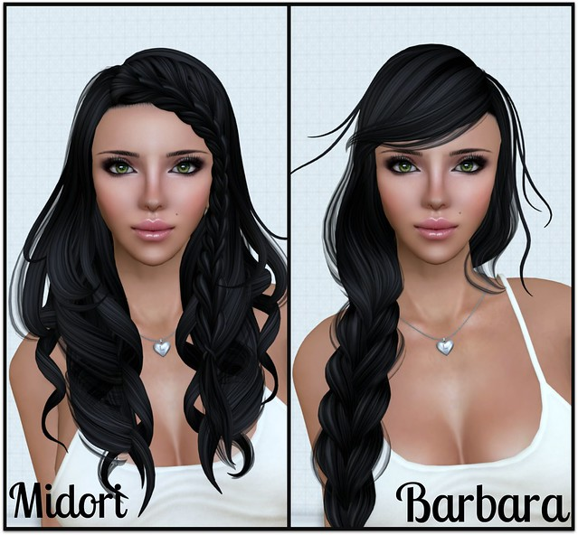 Hair Fair 2014: Wasabi Pills