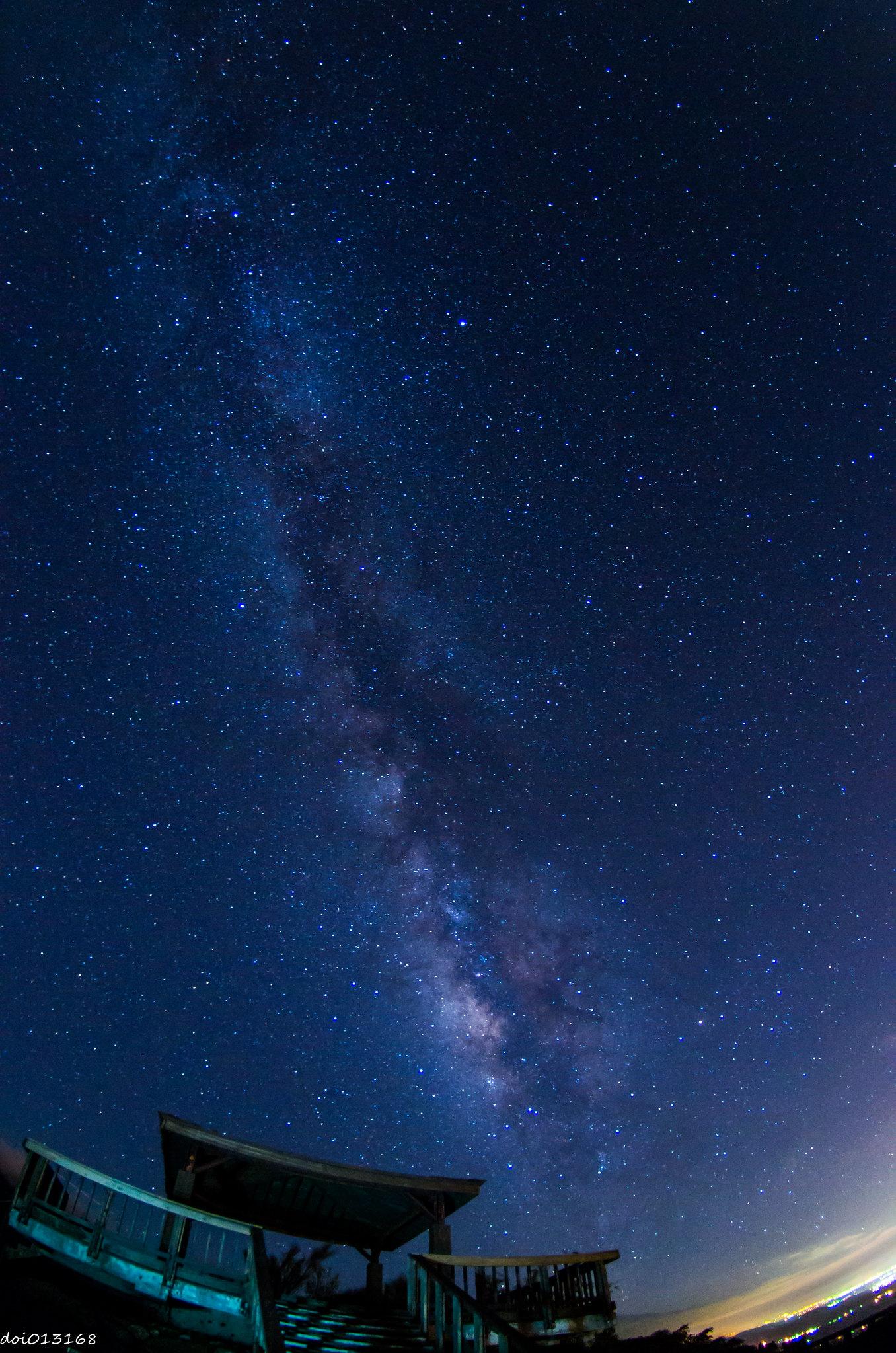 花蓮六十石山-追星