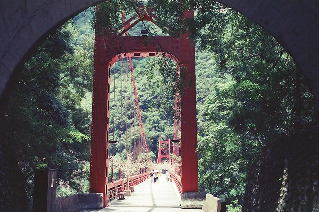 北橫復興橋