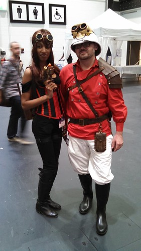 Costumes at Worldcon