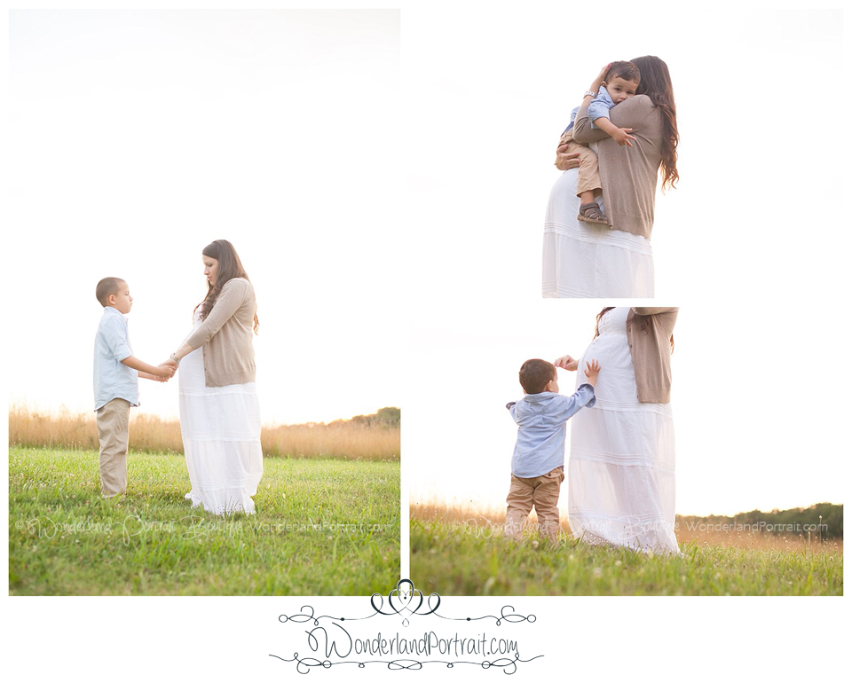 Bucks County PA Maternity and Family Photography WonderlandPortrait.com