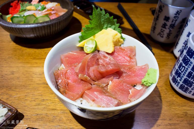 台南私藏景點--台南海鮮丼專門店 丼丼丼 (9)