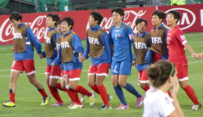 North Korea vs USA, U-20 Women's World Cup - Winning Tears