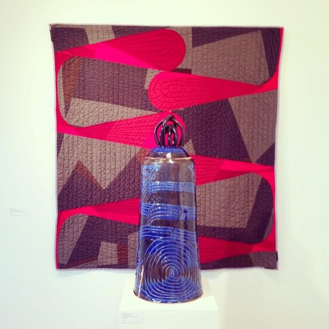 familiar bedfellows // Sarah Nishiura & Matthew Groves // lillstreet gallery, chicago
