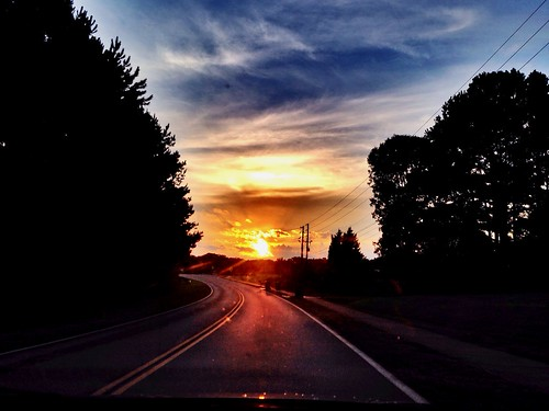 sunset georgia skies countryliving cantonga