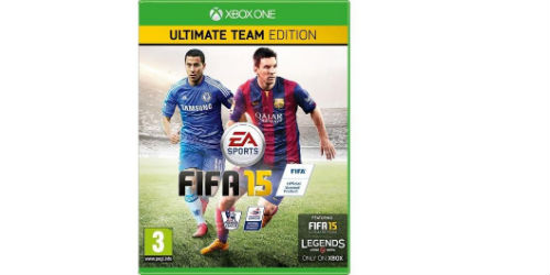 FIFA 15 UK cover star is Chelsea attacker Eden Hazard