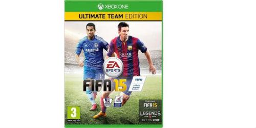 FIFA 15 UK cover star is Chelsea attacker Eden Hazard