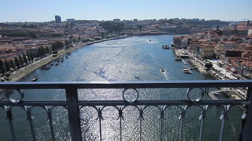 Duero desde el puente Luis I
