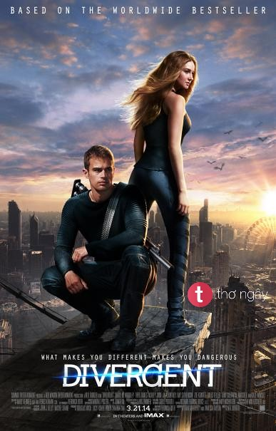 Phim Dị Biệt - Divergent