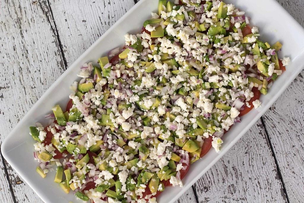 Tomatsalat med avokado og feta (6)