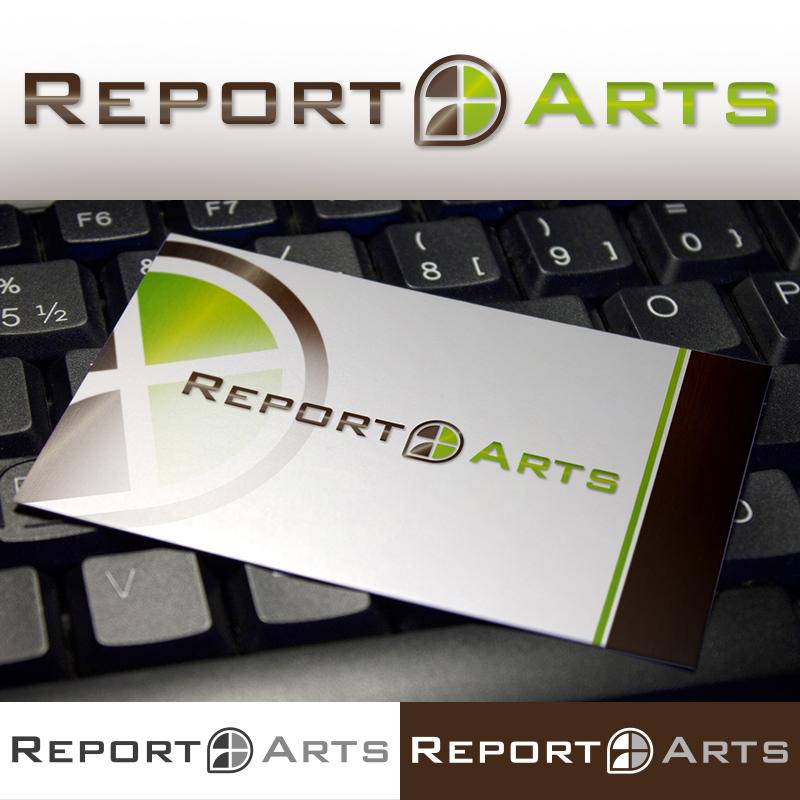ReportArts logóterv