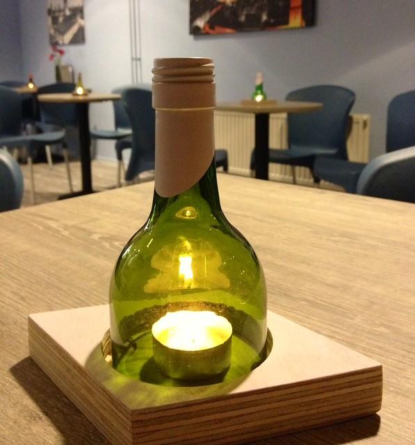 Toepas Candles at Vino Veritas