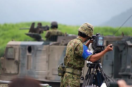 JGSDF Fuji Firepower (SOUKAEN 2014)